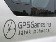 GPSGames Busz
