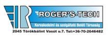 Bélyegzőgravírozó - Roger's Tech